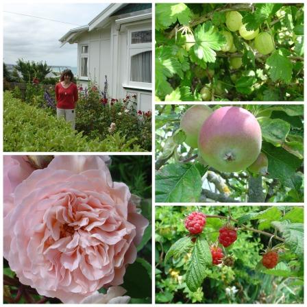 Rosalind's garden